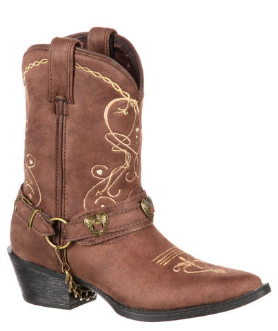 Kids Lil Crush Heartfelt Boots