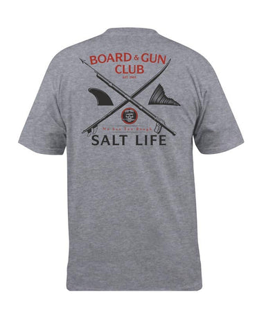 Salt Life Board & Guns T-Shirt