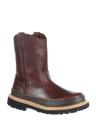 Kid's Little Georgia Giant Pull-On Boots