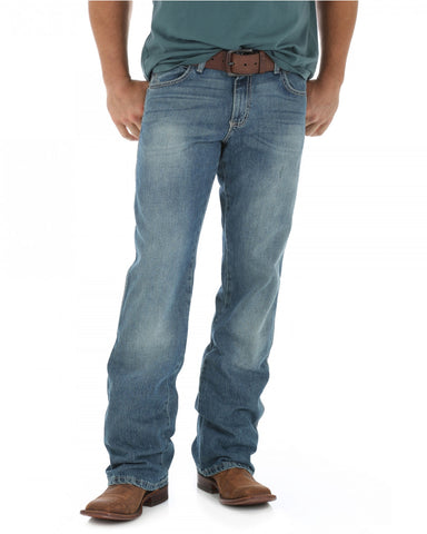 Men's Retro Boot Cut Jeans