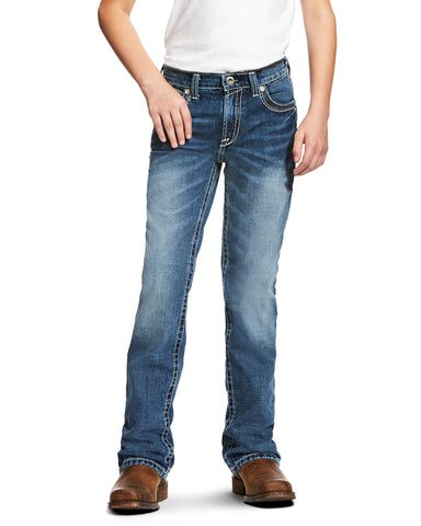 Boys B4 Coltrane Durango Boot Cut Jeans