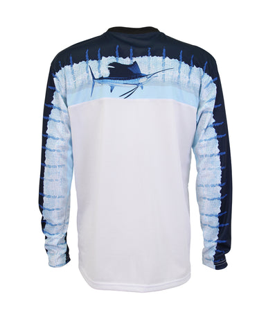 Men's Del Mar Performance Long Sleeve T-Shirt
