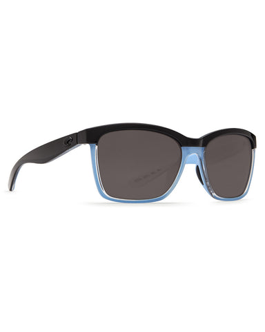 Anaa Retro Black Sunglasses