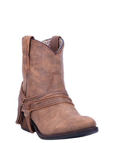 Women's Kyra Leather Bootie