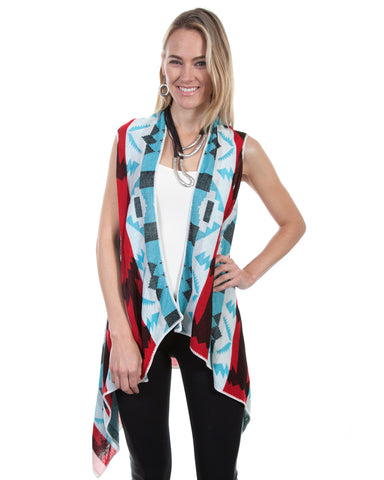 Women's Waterfall Vest