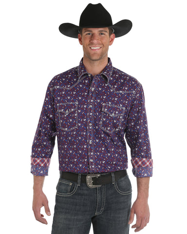 Men's 20X Stylish Competition Advanced Comfort Western Shirt