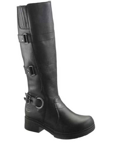 Womens Raegan Motorcycle Boots