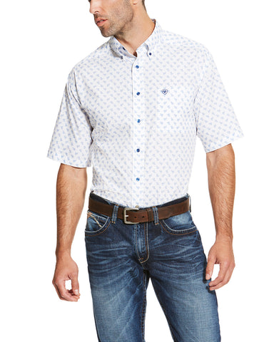 Men's Jenson Patterned Shirt