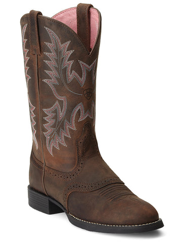Womens Heritage Stockman Boots