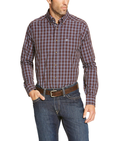 Men's Raywood Performance Plaid Shirt