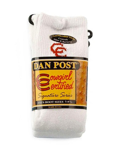 Women's Cowgirl Certified 2Pack Socks