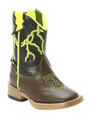 Toddler's Ace Lightening Bolt Boots