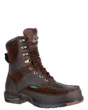 "Mens Athens 8"" Lace-Up Boots"