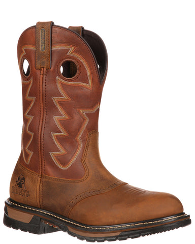 Mens Branson Pull-On Boots