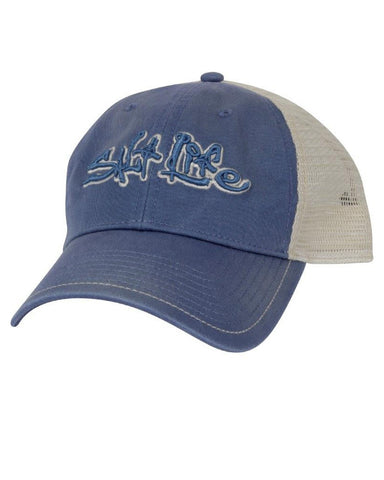 Salt Life Stance Ball Cap - Blue