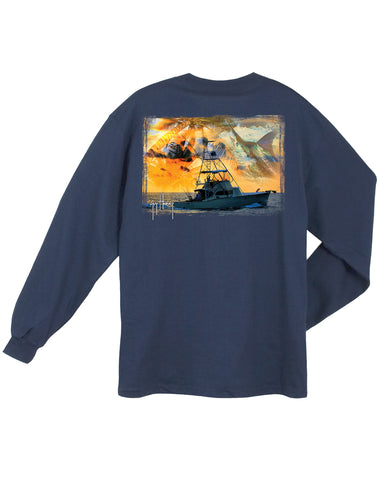 Men's Cruisin' Long Sleeve T-Shirt