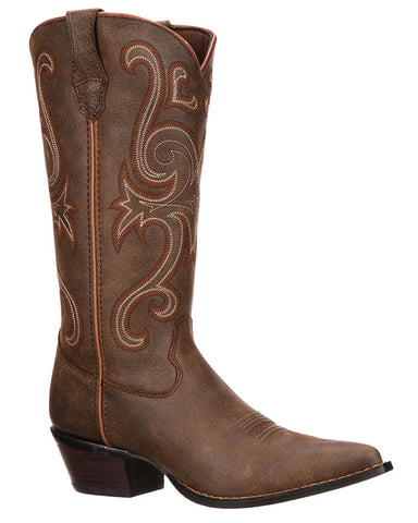 Women's Crush Jealousy Boots - Brown