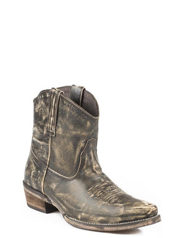 Womens Dusty Short Boots