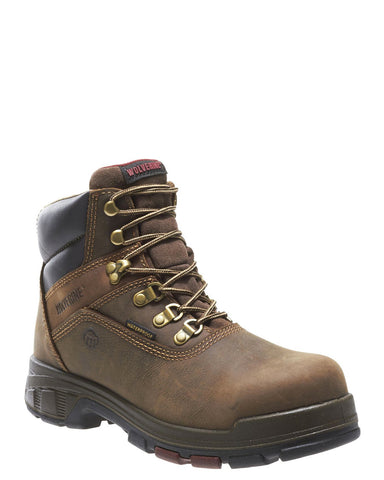 "Men's Cabor Waterproof 6"" Lace-Up Boots"