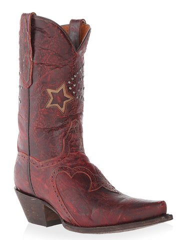 Women's Dallas Star Boots