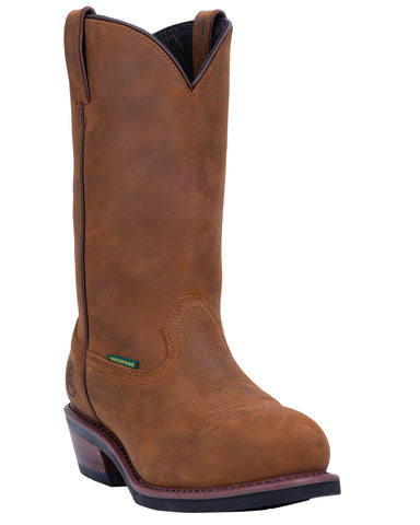 Mens Albuquerque H20 Pull-On Boots