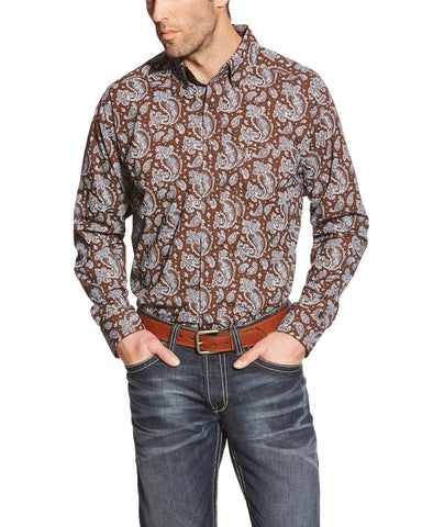 Men's Tedrick Paisley Shirt