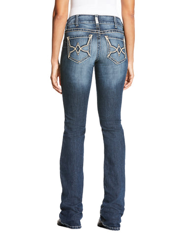 Women's R.E.A.L Diamond Boot Cut Jeans