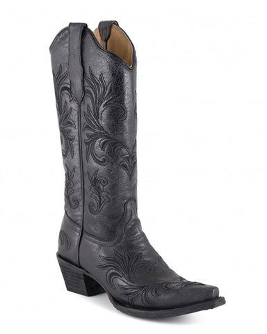 Womens Filigree Boots
