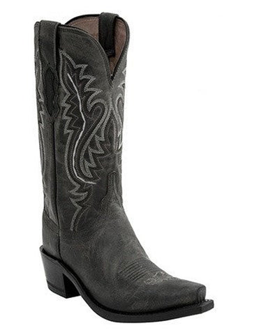 Women's Cassidy Snoot-Toe Boots - Anthracite