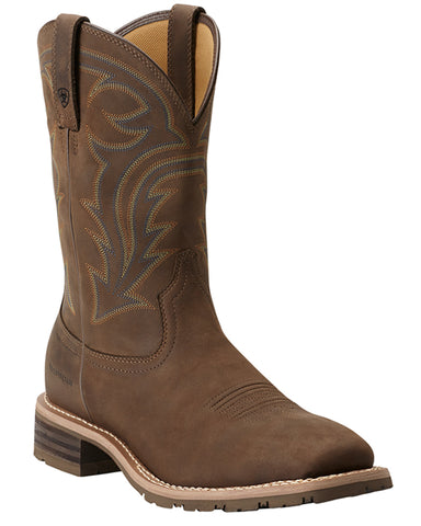 Mens Hybrid Rancher H20 Pull-On Boots