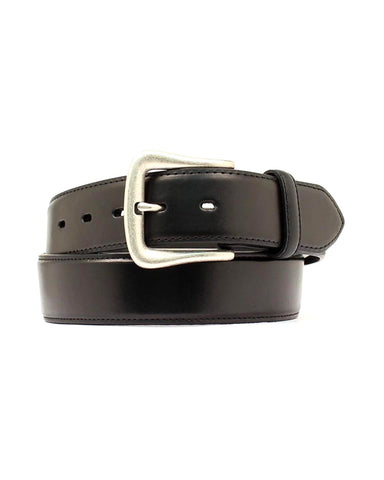 Mens Smooth Leather Belt