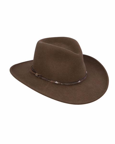 Stetsons Mountain Sky Wool Hat – Skip s Western Outfitters 480d8a89596