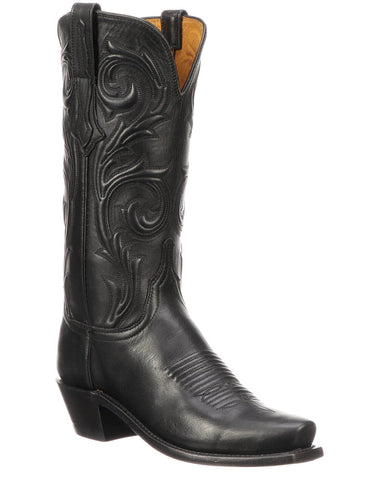 Womens Nicole Soft Burnished Calf Boots