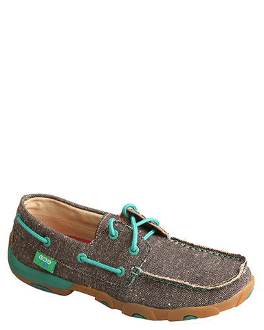 Women's Driving Moccasins - Dust