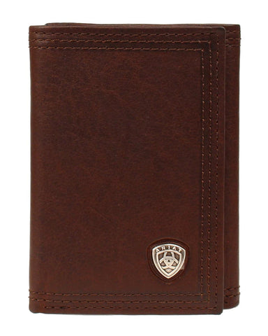 Tri-Fold Performance Work Rodeo Wallet