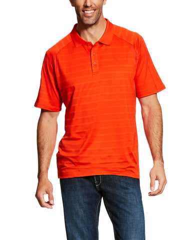 Men's Heat Series TEK AC Polo Shirt