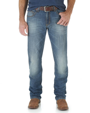 1eb449d9 Wrangler Mens Retro Straight Leg Jeans - Cottonwood