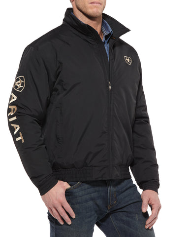 Men's Team Logo Insulated Jacket