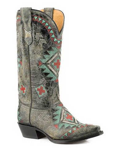 Women's Mai Southwest Embroidered Boots