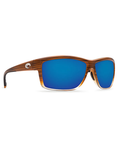 Mag Bay Blue Mirror Sunglasses