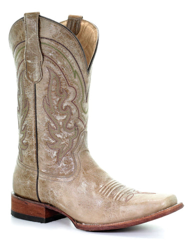 Men's Distressed Western Boots