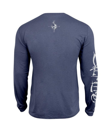Men's Captain SLX UVapor T-Shirt - Blue