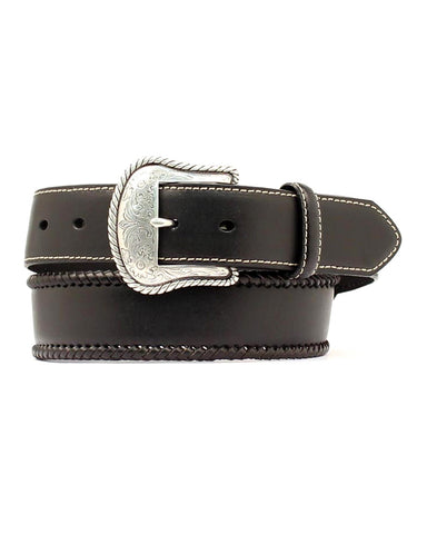 Men's Lace Edge Belt