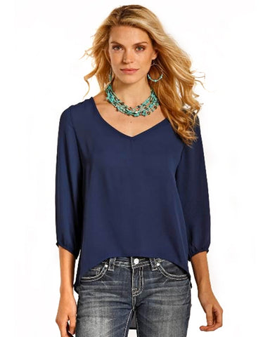Women's 3/4 Sleeve Blouse