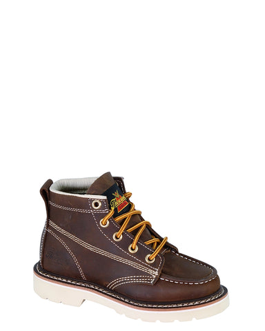 Kids Jackson Moc Toe Shoes