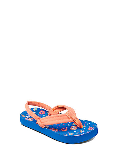 Kids Little Ahi Flip-Flops