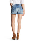 Women's Baseball Stitch Boyfiend Short