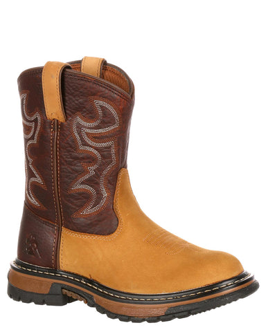 Kids Branson Original Ride Western Boots