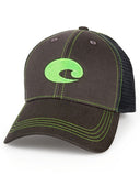 Costa Neon United Trucker Ball Cap