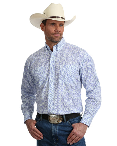 Men's George Strait Long Sleeve Western Shirt